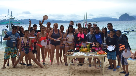 El Nido Tour A Lunch